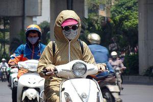 Hà Nội hôm nay nắng nóng gay gắt, có nơi 39 độ C