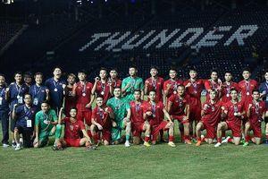 Báo Thái Lan trầm trồ về thành công của bóng đá Việt Nam