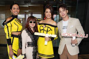 Hoa hậu H'Hen Niê và Lệ Hằng đặt quyết tâm tại 'Cuộc đua kỳ thú 2019'