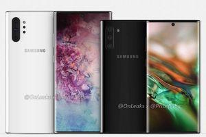 Tiết lộ ngày ra mắt Galaxy Note10 và Galaxy Note10 Pro