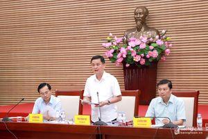 Chủ tịch UBND tỉnh yêu cầu thanh tra vai trò lãnh đạo một số sở, ngành, địa phương trong CCHC