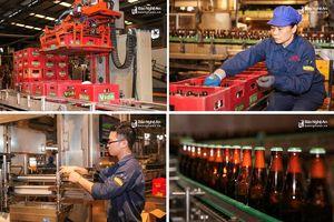Công ty cổ phần Bia Sài Gòn - Nghệ Tĩnh: Nâng tầm thương hiệu sản phẩm địa phương