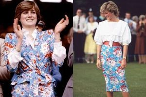 Tài 'hồi sinh' đồ cũ của Công nương Diana khiến thiên hạ 'ngả mũ' thán phục