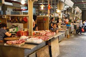 Ảnh hưởng từ dịch tả lợn châu Phi, giá thịt lợn tăng chóng mặt