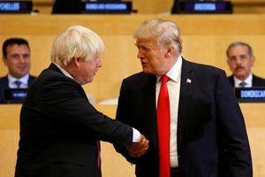 Ứng viên thủ tướng Anh cúp điện thoại của ông Trump vì tưởng bị chơi khăm