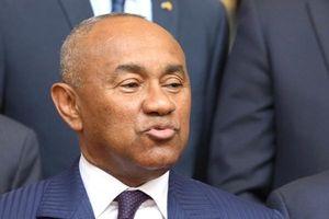 Chủ tịch Liên đoàn Bóng đá châu Phi được thả sau thẩm vấn tham nhũng