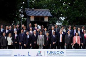 G20 quyết tâm tăng thuế đối với các 'đại gia công nghệ' vào năm 2020