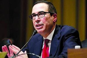 Bộ trưởng Tài chính Hoa Kỳ kêu gọi Trung Quốc nhượng bộ