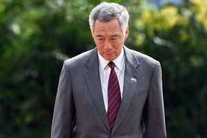 Ông Lý Hiển Long tạm rời nhiệm vụ Thủ tướng Singapore