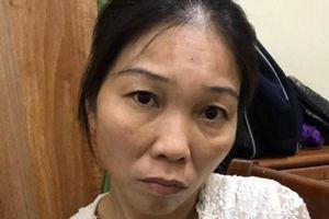 Hà Nội: Bắt quả tang 'nữ quái' 8 tiền án đang móc túi ở nhà chờ xe buýt