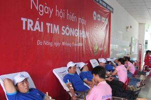 Hành trình đỏ tại Đà Nẵng đặt mục tiêu tiếp nhận 6.000 đơn vị máu
