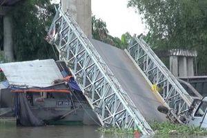 Sập cầu BOT Tân Nghĩa: Chưa xác định được trọng tải cầu