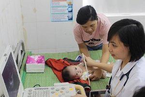 Nghệ An: Hơn 3.000 trẻ em được khám sàng lọc bệnh tim miễn phí