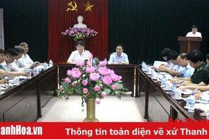 Ủy ban Trung ương MTTQ Việt Nam khảo sát việc thực hiện Nghị quyết số 37-NQ/TW tại Thanh Hóa