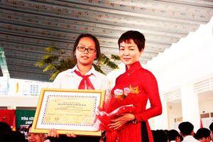 Cô học trò có duyên với cuộc thi viết thư quốc tế