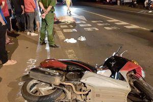 Va chạm với xe khách, người phụ nữ đi xe máy chết thảm