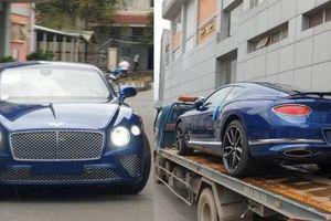 Bentley Continental GT First Edition đầu tiên về Việt Nam chính thức lộ mặt