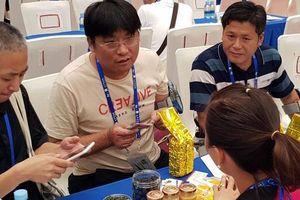 Hàng loạt doanh nghiệp xúc tiến thương mại sang Trung Quốc