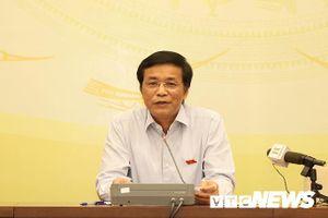 Tổng thư ký Nguyễn Hạnh Phúc: Làm sao lobby được gần 500 đại biểu Quốc hội
