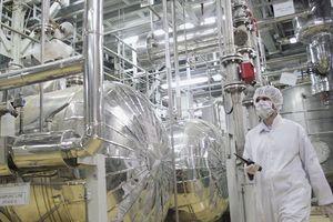 IAEA xác nhận Iran đang tăng mạnh sản xuất uranium