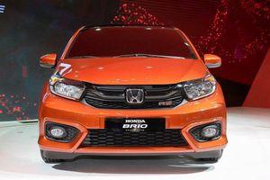 Honda Brio chốt ngày ra mắt, cận kề ngày VinFast Fadil giao xe