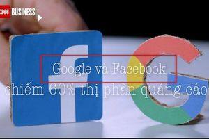 Báo chí khốn đốn vì Google và Facebook giành thị phần quảng cáo