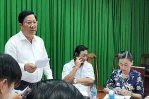 UBND tỉnh Sóc Trăng nhận khuyết điểm với dân trong vụ xăng giả