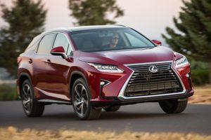 Thuê xe sang Lexus, tốn từ 718 USD mỗi tháng