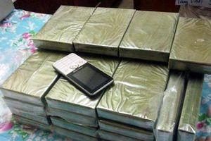 9X tuồn 30 bánh ma túy từ Lào vào Việt Nam