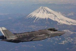 F-35 Nhật Bản được minh oan, không phải gặp lỗi kỹ thuật