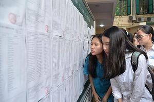 Hà Nội sẽ công bố điểm thi lớp 10 sớm hơn một tuần