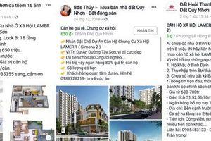 Chủ tịch tỉnh Bình Định: Mua nhà ở xã hội mà đòi bãi đỗ ôtô là vô lý!