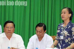 Vụ đại gia Trịnh Sướng: Lãnh đạo tỉnh Sóc Trăng nhận khuyết điểm