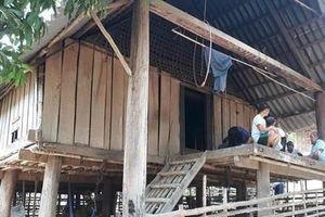 Thầy cúng 80 tuổi chém chết con trai bị bắt khi trốn cách nhà 50 km