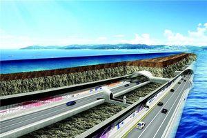 Thông xe đường hầm dưới đáy biển tại Hàn Quốc