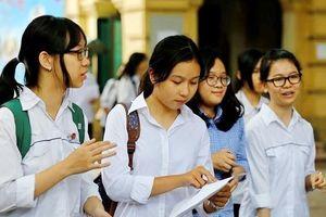 Sở GD&ĐT Hà Nội đã chấm xong bài thi vào lớp 10