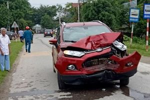 Vụ tai nạn 3 người thương vong tại Thanh Hóa: Tạm đình chỉ thiếu úy công an