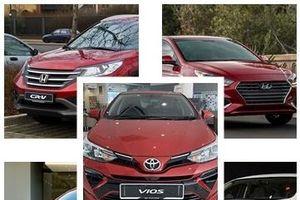 Bất ngờ mẫu ô tô bán chạy nhất tháng 5 tại Việt Nam