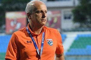 Thất bại tại giải giao hữu, HLV U23 Thái Lan tuyên bố từ chức
