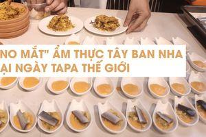 Việt Nam có món nhâm nhi, Tây Ban Nha có tapa!