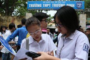 Ngày 14.6 Hà Nội sẽ công bố điểm thi vào lớp 10