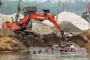 Các chủ đầu tư xây dựng phải chứng minh được nguồn gốc cát, sỏi sử dụng?