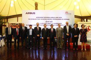 Lần đầu tiên ra mắt chương trình Quản trị hàng không tại Việt Nam