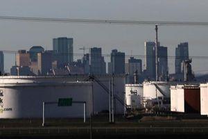 Đường ống dẫn dầu tại Canada tắc nghẽn tạo lợi thế cho nhiều công ty lưu kho