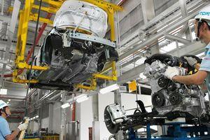 Doanh số bán xe ô tô tháng 5 tăng 30% so với tháng trước