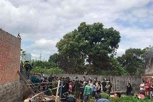 Gia Lai: Chủ thầu xây dựng tử vong do sập giàn giáo