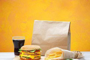 Bao bì thức ăn nhanh có chứa flo có thể gây ung thư, giảm khả năng sinh sản