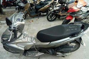 Bắt băng nhóm trộm cắp hàng loạt xe máy trên địa bàn Đà Nẵng