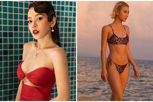 Hot girl cùng thời: Quỳnh Anh Shyn ngày càng nóng bỏng, Chi Pu lại bị soi vòng 1 trồi sụt thất thường