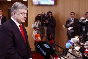 Cựu Tổng thống Poroshenko muốn trở thành Thủ tướng Ukraine